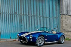Shelby Cobra My Dream Car