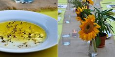 Olive-Oil-Sunflowers-Italian-Themed-Rehearsal-Dinner-Camille-Styles-Events