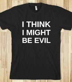 I think I'm gonna need to have this shirt.. haha