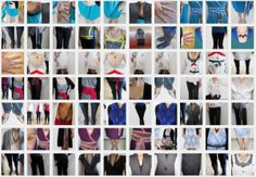 Great minimalist lifestyle idea! Catalog all your clothes.