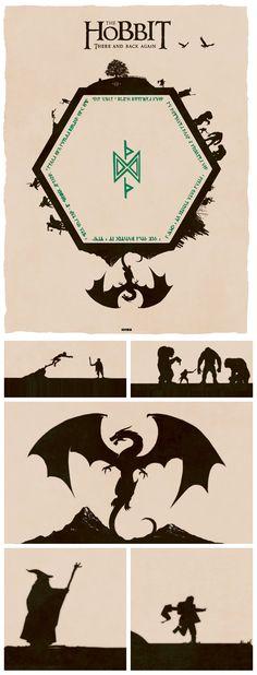 The Hobbit by Matt Ferguson                                                                                                                                                                                 More