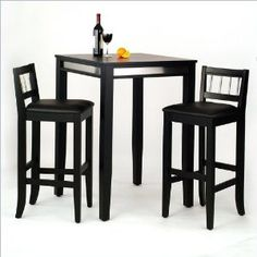 => Click picture to online  Bar Height Pub Table shopping at Amazon.ca
