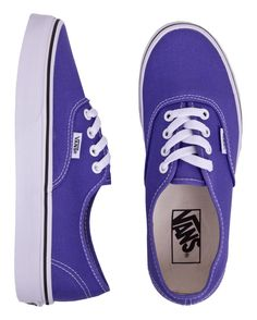 Vans Authentic - Purple Iris