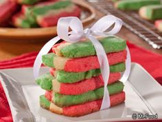 Holiday Butter Cookies | mrfood.com