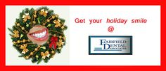 #Fairfield #CT Make your #smile the #brightest thing they see this #holiday from the #dentist @ #Fairfield #Dental #Associates http://www.fairfielddentalassociates.com/cosmetic-services