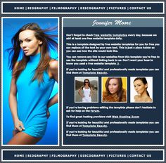 Spa beauty products website design templates free bootstrapdrupal mobile version website templates drupal fashion model agency themes free download fashion model agency pronofoot35fo Choice Image