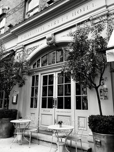 Nice design Hotel in London.