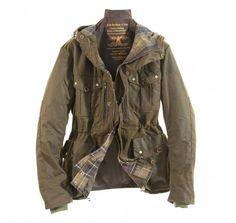Mountain Parka Jacket | Barbour
