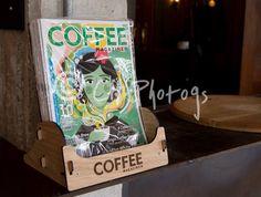 Coffee, Magazine