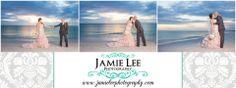 Inn at Pelican Bay | Naples Wedding Photographer | Jamie Lee Photography | Outdoor Beach Wedding | Romantic Sunset Portraits | Pink Wedding Dress, Gray Tuxedo