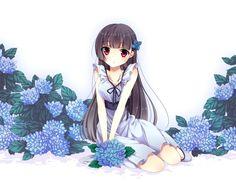 Rea Sanka - Sankarea,Anime