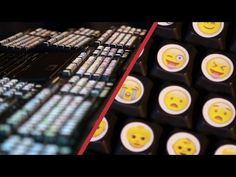 we could ask him how much it would cost to commission one // Tom Scott Shows Off His Custom-Built Physical Emoji Keyboard With Over 1,000 Keys for Every Current Emoji