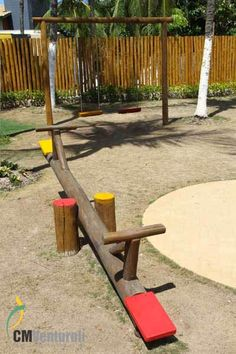 Diy Playground, Natural Playground, Kids Yard, Backyard For Kids, Backyard Projects, Diy Garden Fountains, Kids Play Area, Garden Structures, Play Houses
