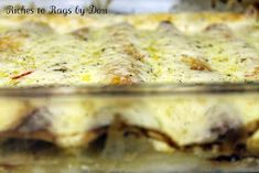 Green Chile Pepper Jack Chicken Enchiladas     I am so excited about this post because these are THE BEST Chicken Enchiladas ever....