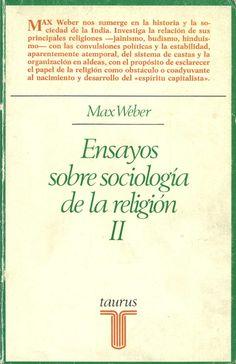 Ensayos sobre sociología de la religión Tomo II
