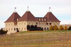 #Chateau #Elan in Atlanta is a unique combination of winery, vineyard and resort