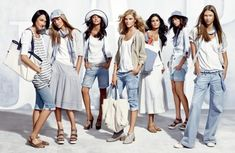 American retailer, Gap, recently announced an increase in sales for the month ending on June 1, as reported by Fashion United. Gap financial reports claim net sales equal to 1.22 billion dollars, an 11 percent increase from the same time last year. #gap #fashionnews #fashionbusiness
