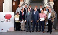 La Comunidad galardona a los mejores caldos de 2013 de la denominación Vinos de Madrid