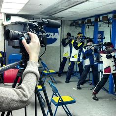 Did you know that our rifle team is #1 in the country?! Thanks for the photo @ploger #wvu #connectwvu