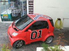 The Dukes of Hazard (early version)