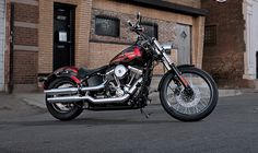 2013 Harley-Davidson Softail® Blackline® | Privateers Harley-Davidson® in Nova Scotia, Canada offers a large selection of quality, new and used Harley-Davidson® motorcycles, parts, accessories and offers Harley® maintenance. | Halifax