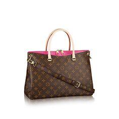 Pallas Monogram in Women's Handbags  collections by Louis Vuitton