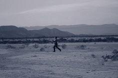 Dancing in the desert...