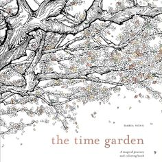 The Time Garden will sweep you away into a whimsical cuckoo clock-inspired world, created in intricate pen and ink by the internationally best-selling Korean artist Daria Song. Journey through the doors of a mysterious cuckoo clock into its inky innerworkings to discover a magical land of clock gears, rooftops, starry skies and giant flying owls--all ready for you to customize. It features extra-thick craft paper, ideal for non bleed-through coloring.