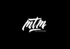 Lettering & logotypes: part 1 on Behance