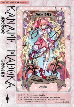 Hakonekohime, Puella Magi Madoka Magica, Witch/stay night, Madoka Kaname, Doujinshi