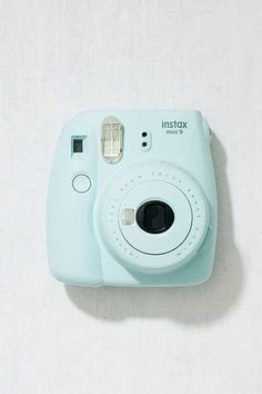 Fujifilm Instax Mini 9 Ice Blue Instant Camera