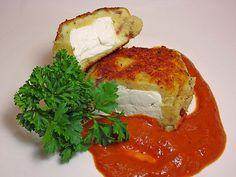 Kartoffelfrikadellen gefüllt mit Schafskäse, ein schmackhaftes Rezept aus der Kategorie Braten. Bewertungen: 168. Durchschnitt: Ø 4,2.