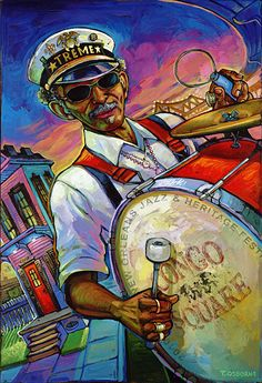 """Say Uncle"" - Terrance Osborne Art"