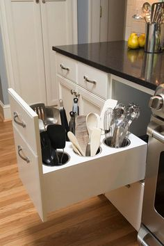Innovative space-saving solutions for your kitchen