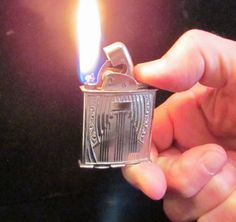 Gorgeous Vintage Evans Spitfire Lighter From PowerOfOneDesigns