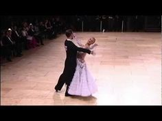Arunas Bizokas & Katusha Demidova - UK Open Pro Ballroom 2011 - Ballroom Dance (Dancesport)