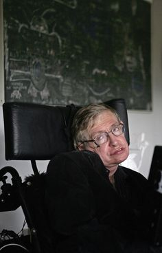 To see him walk again we should rewire our brain! Then we could see Stephen walking instead of Stephen Hawking. Their is no spoon. Build it. Monkey down with the sickness. The human condition. Black Hole Theory, Stephen Hawking Quotes, Be Your Own Hero, New Scientist, Higgs Boson, Physicist, Science, Human Condition, Natural Life