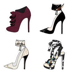 shoes design app_ YOU ARE THE DESIGNER