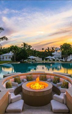 Luxury Homes@tracypillarinos - Celine Dion's  Pool