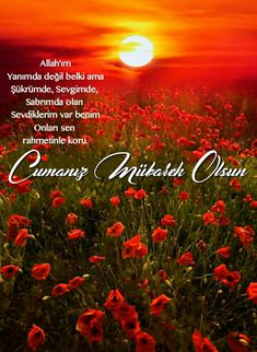 #Cuma mesajlar #Hayirli Cumalar #Hayırlı cumalar Beautiful Day, Beautiful Flowers, Allah Islam, Quran, Prayers, Religion, Faith, Messages, Quotes