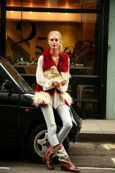 Poppy Delevigne - Vogue Spain