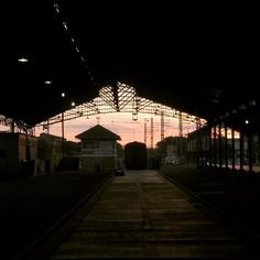 Sonhos passaram por essa estação!