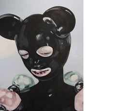 Richard Butler Studio Paintings