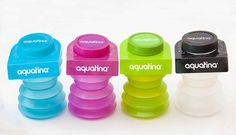The collapsible water bottle - Aquatina ($1-20) - Svpply
