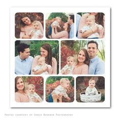 20 x 20 Love Collage, Collage Design, Wall Collage, Wall Art, Collage Template, Baby Photos, Frame, Picture Frame, Toddler Photos