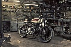 shared viaCAFE RACER's PASSIONand FB