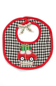Adorable! 'My First Christmas' Bib