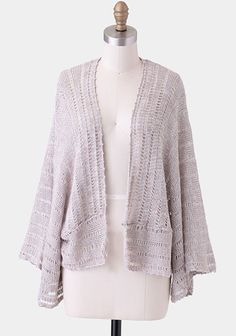 One For The Books Knit Cardigan at #Ruche @Ruche