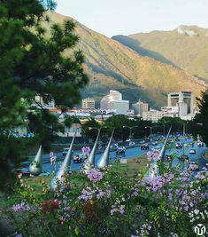 Caracas hermosa.  Fotografía cortesía de @yaancem  #LaCuadraU #GaleriaLCU #Caracas #CaracasUnica #CaracasHermosa #Venezuela