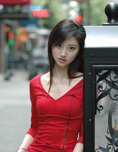 Jing Tian (景甜) 中国女優第一名花  北影校花的性感写真景甜